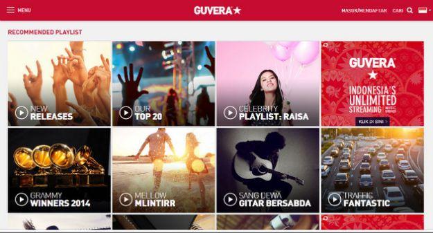 Layanan Musik Online yang Dapat Dimanfaatkan oleh Masyarakat Indonesia