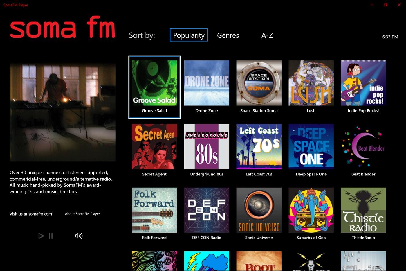 Situs untuk Pemutaran Musik Online yang Sedang Tren